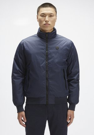 Bomber Jacket - navy blue