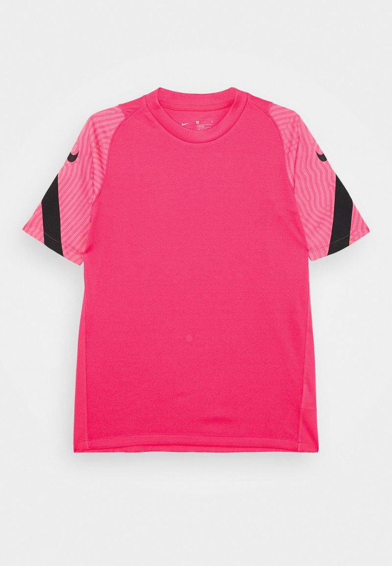 Nike Performance - Print T-shirt - hyper pink/pink glow/black