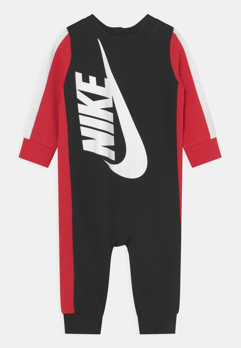 Nike Sportswear - AMPLIFY COVERALL UNISEX - Jumpsuit - black