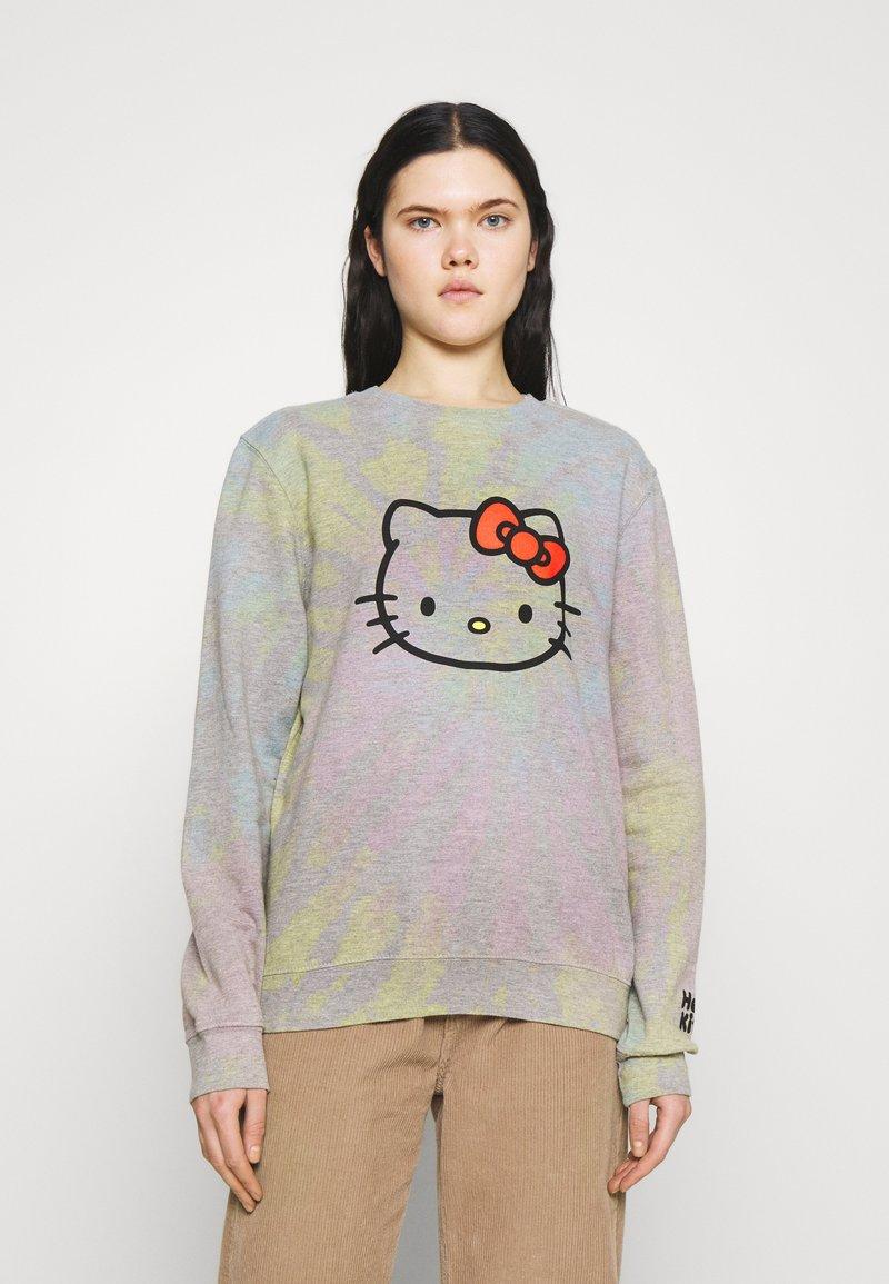 NEW girl ORDER - TIE DYE - Sweatshirt - multi
