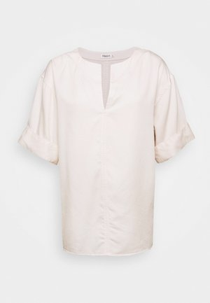 FLORA BLOUSE - Bluser - faded pink