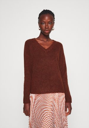 SLFLULU   - Jumper - brown