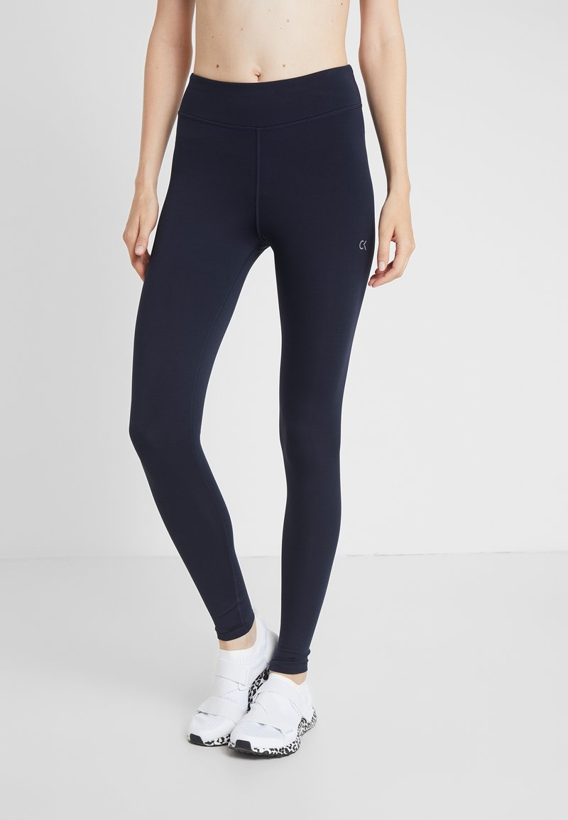 Calvin Klein Performance - Leggings - blue