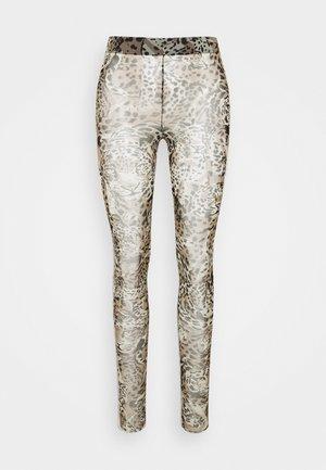 Leggings - Trousers - multicolor