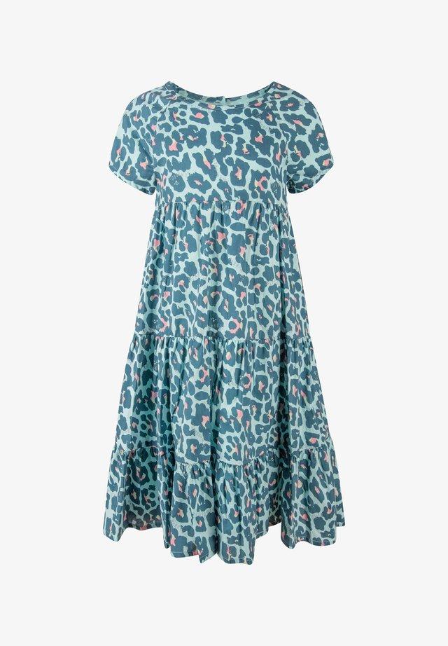 Sukienka letnia - ice blue