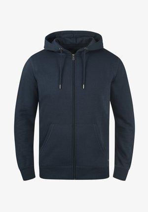BERTIZIP - Zip-up hoodie - blue