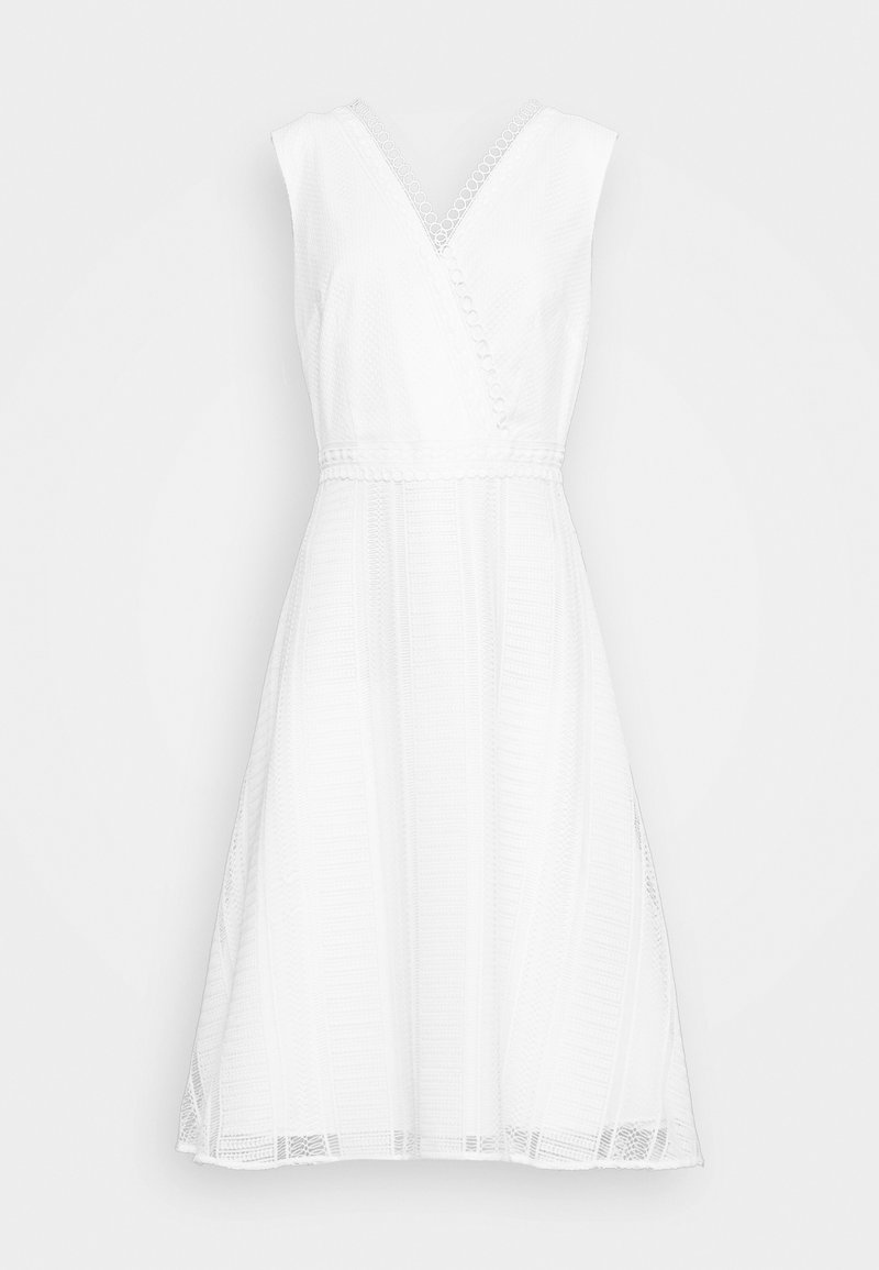 comma - Cocktail dress / Party dress - white