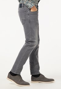 Pierre Cardin - Slim fit jeans - grey used - 3