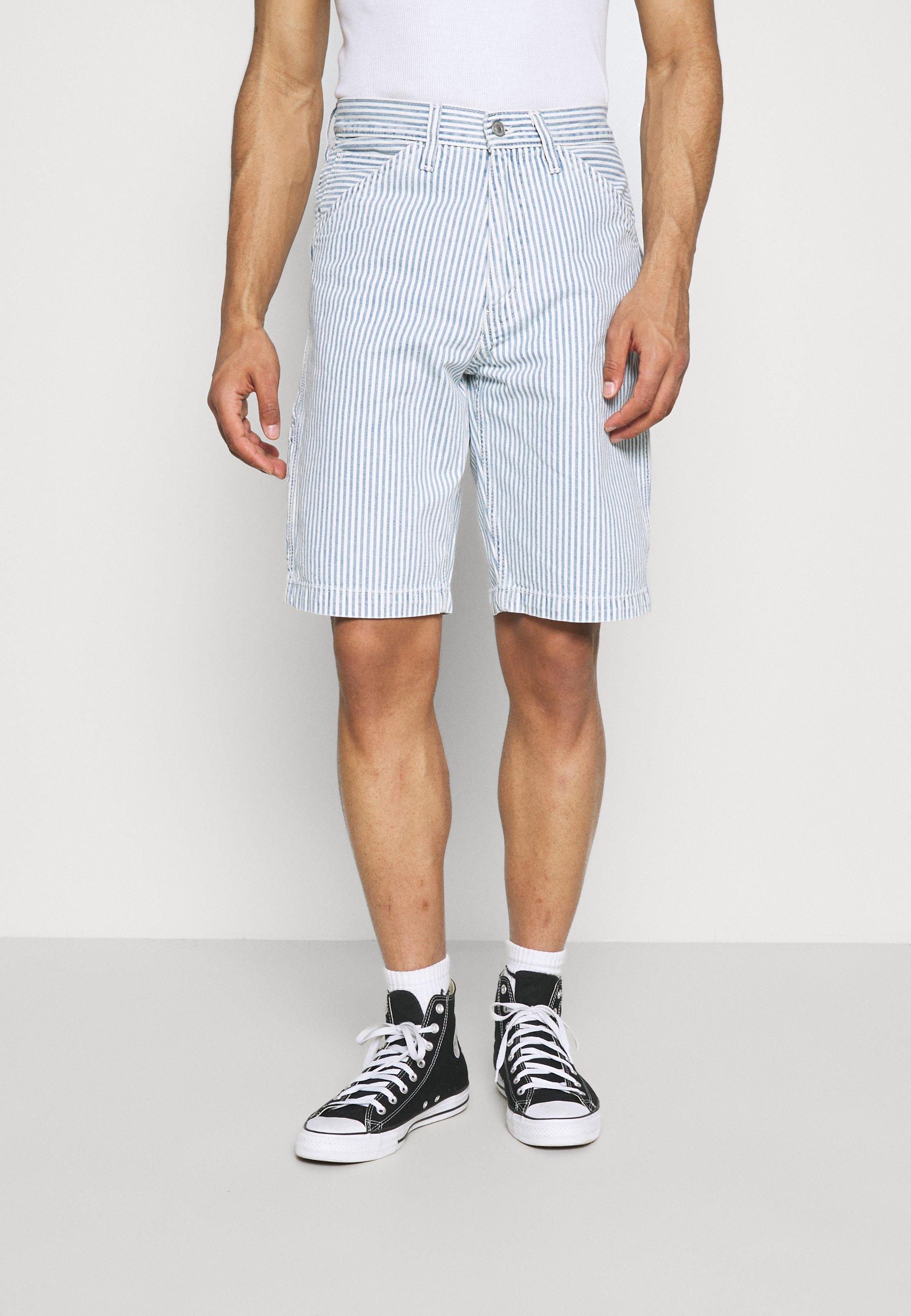Homme CARPENTER SHORT II - Short en jean