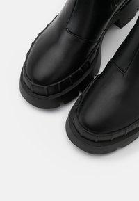 RAID - TINKER - Platform boots - black - 5