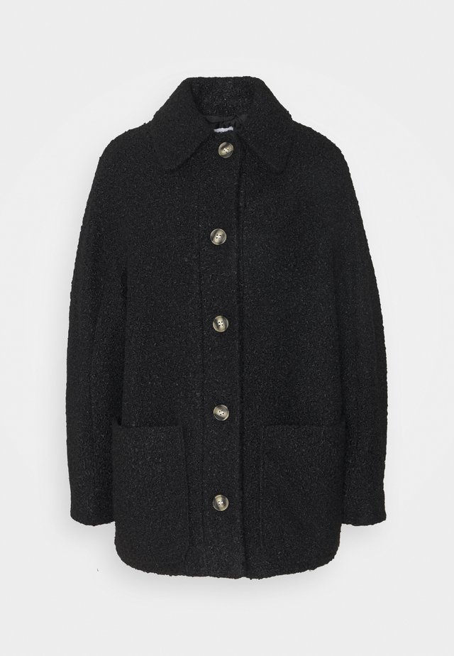 OREGON - Manteau classique - black
