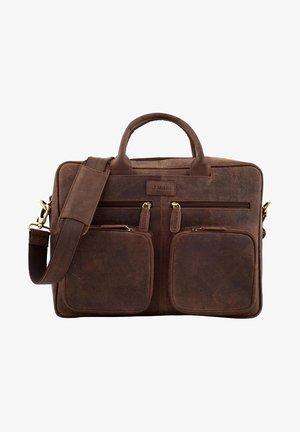 DALLAS - Briefcase - brown