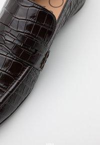 Joseph - Nazouvací boty - cioccolato - 4