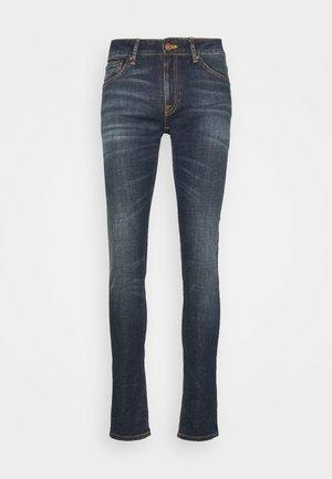 SKINNY LIN - Jeansy Skinny Fit - aged indigo