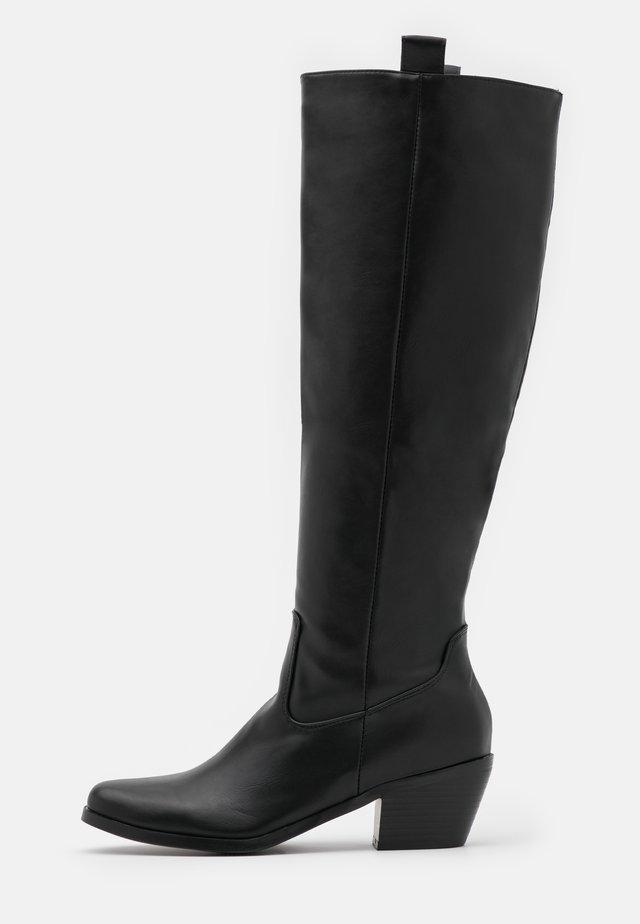 LUCIAH - Støvler - black