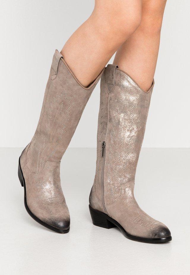 Cowboy/Biker boots - fango