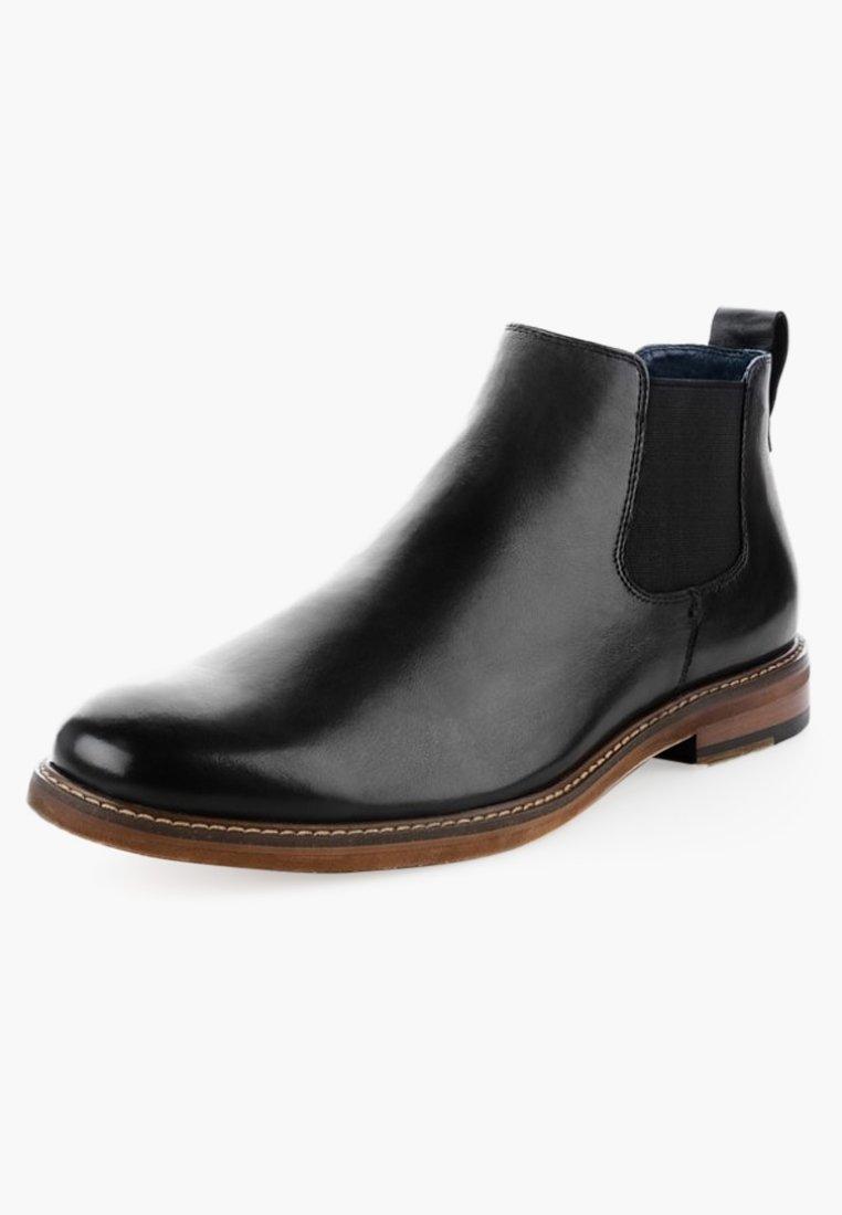 Limited Cheapest PRIMA MODA ZINASCO - Classic ankle boots - black | men's shoes 2020 6gQR6