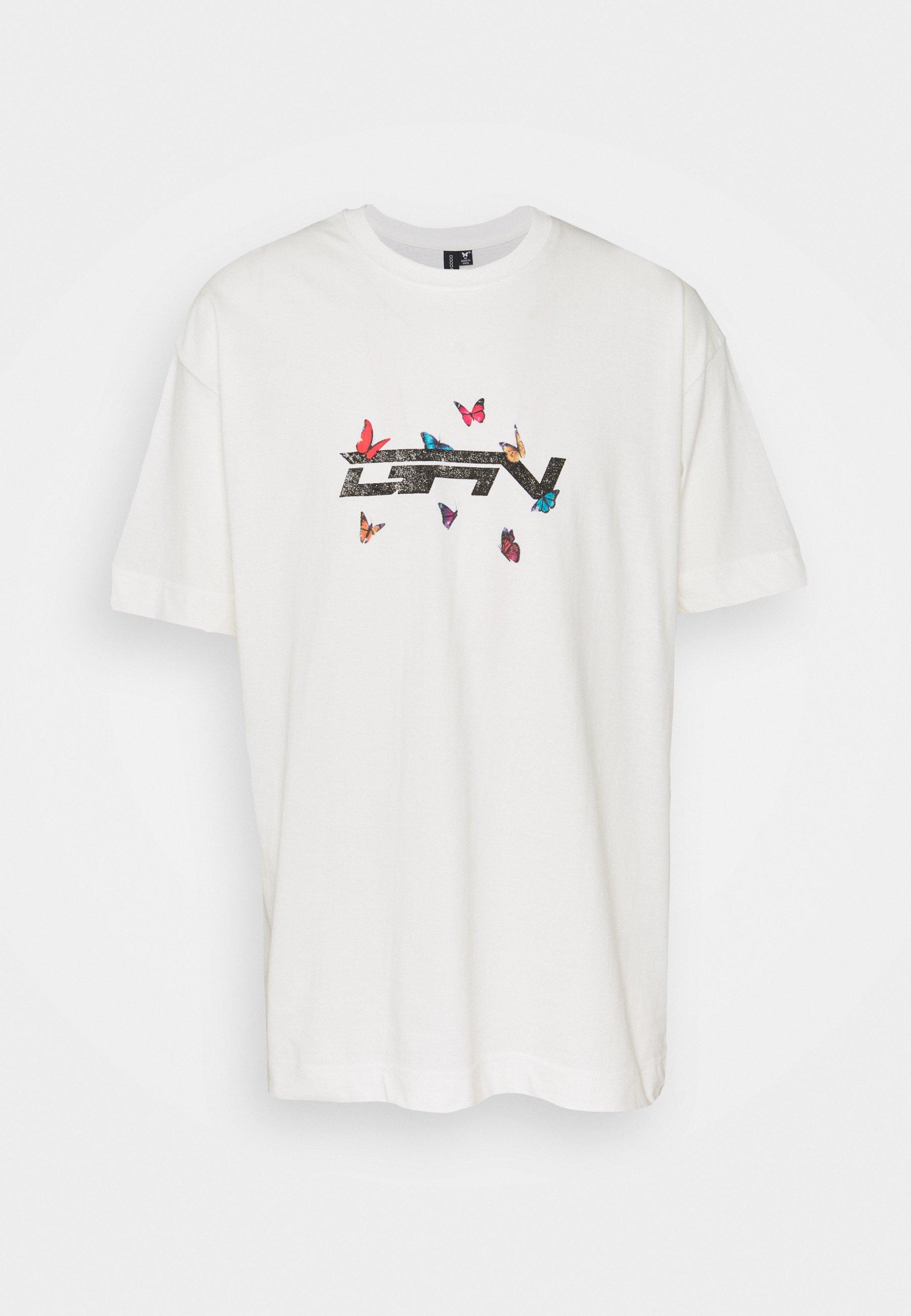 Women BUTTERLY UNISEX - Print T-shirt