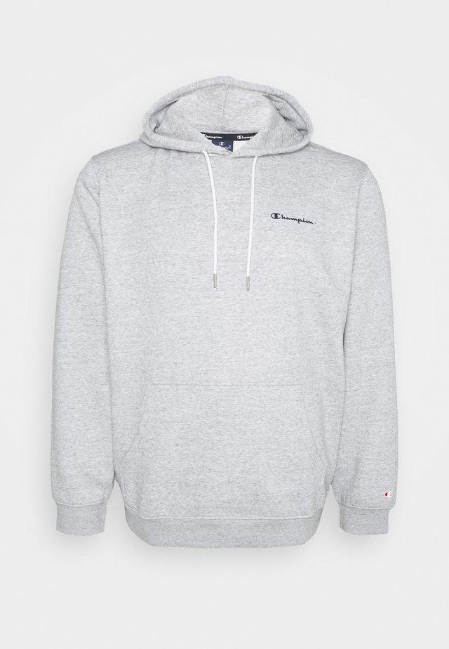 HOODED - Hoodie - grey
