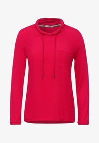 Cecil - MIT CUPRO-MIX - Blouse - rot - 1