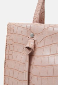 New Look - MINI TOTE - Handbag - light pink - 3