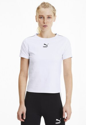 CLASSICS  - Print T-shirt - white
