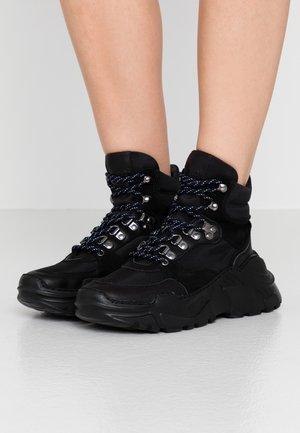 ZINA - Ankelstøvler - black