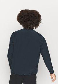 Ellesse - TREPPIO TRACK - Training jacket - navy - 2
