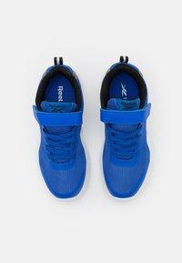 Reebok - RUSH RUNNER 3.0 UNISEX - Neutrální běžecké boty - court blue/black/tech metallic - 3