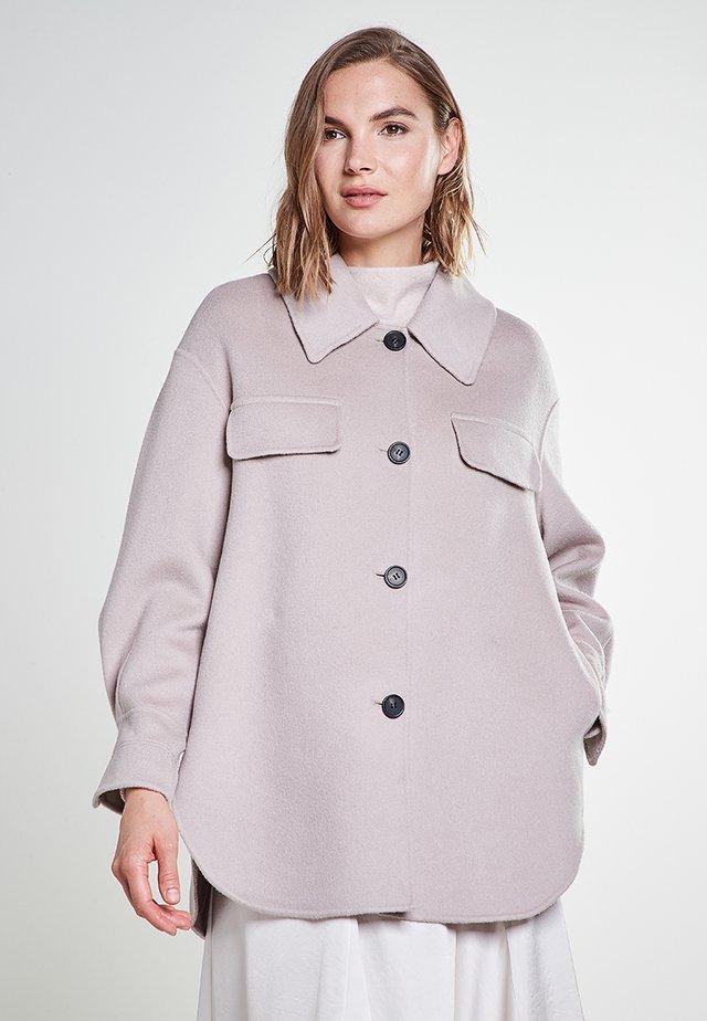 YUNA - Short coat - dune