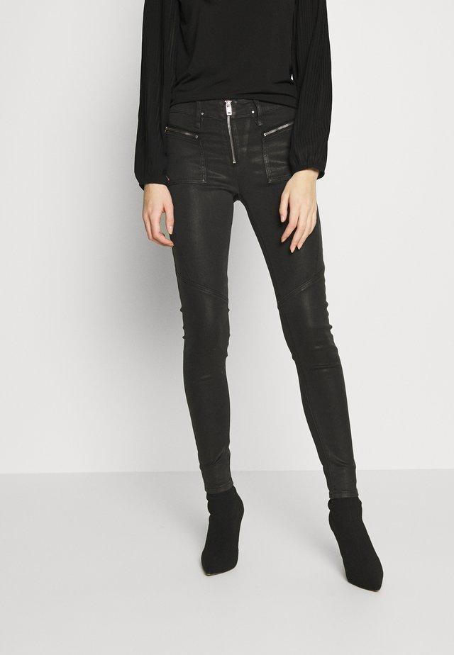 SLANDY - Jeans Skinny Fit - black