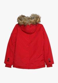 Cars Jeans - KIDS DEMPSEY  - Chaqueta de invierno - red - 1