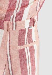 khujo - MAHSALA - Trousers - pink - 4