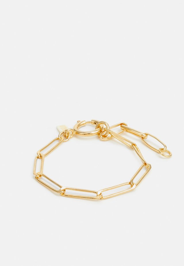 ASHLEY BRACELETANKLET - Náramek - gold-coloured