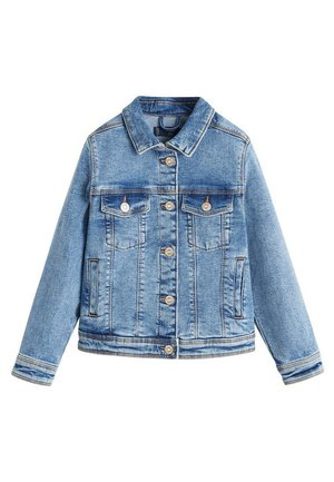 ALLEGRA - Denim jacket - mellemblå