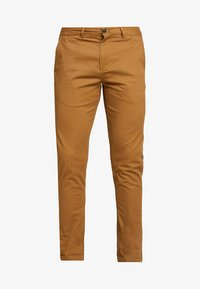 Scotch & Soda - MOTT CLASSIC SLIM FIT - Chino - walnut - 4