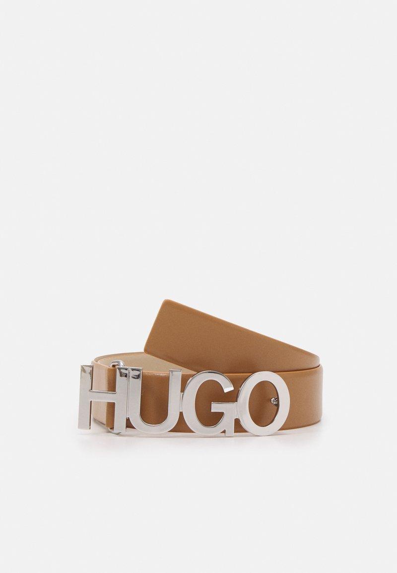 HUGO - ZULA BELT  - Belt - light beige