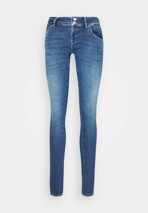 MOLLY - Vaqueros slim fit - elenia wash