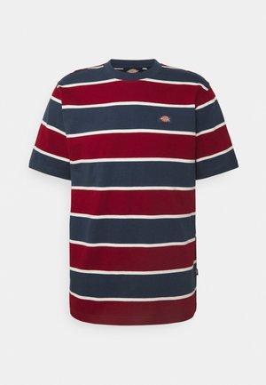 OAKHAVEN - T-shirts print - navy blue