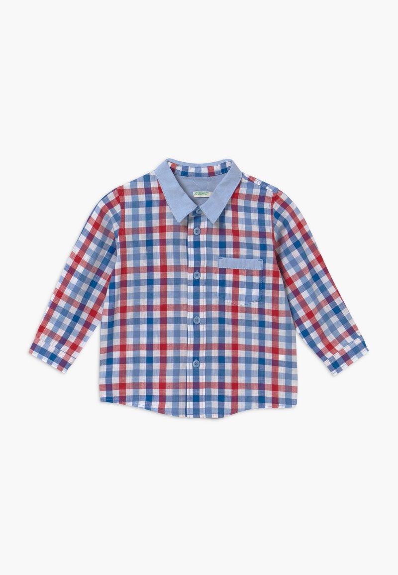 Benetton - Shirt - red