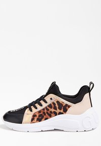 Guess - RUNNER SPEERIT ANIMALIER LATERALE - Trainers - animalier - 0