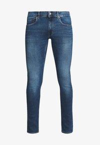 Tiger of Sweden Jeans - Slim fit jeans - royal blue - 4