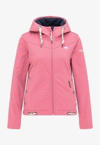 Schmuddelwedda - Outdoorová bunda - pink - 4