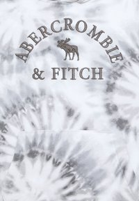 Abercrombie & Fitch - UNISEX - Sweater - black/white - 2