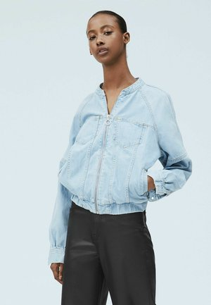 IZZY - Denim jacket - denim