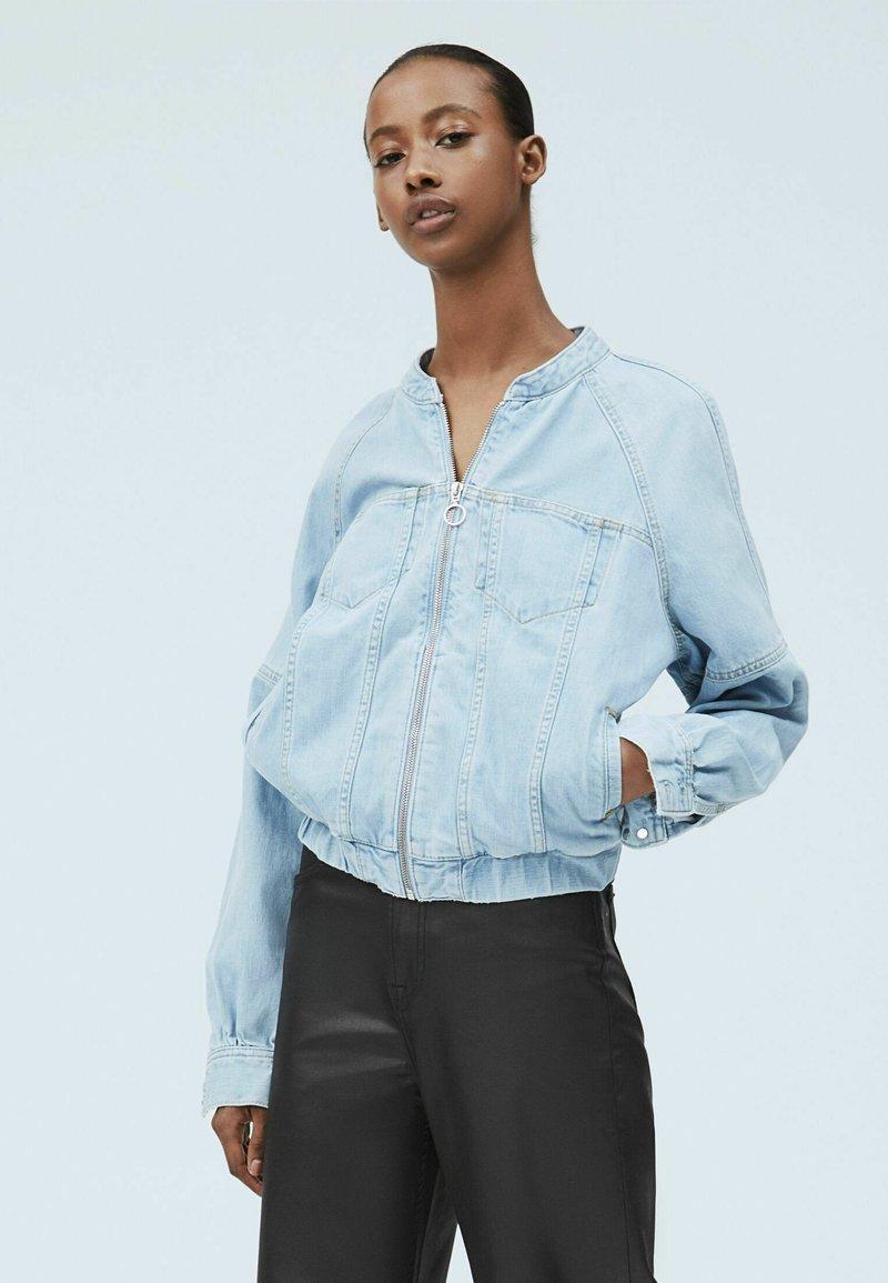 Pepe Jeans - IZZY - Denim jacket - denim