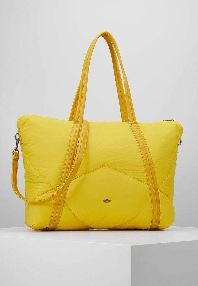 DAWN - Shopping bag - lemon