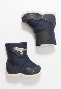 Friboo - Winter boots - dark blue - 0