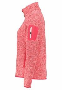CMP - Fleece jacket - pink - 1