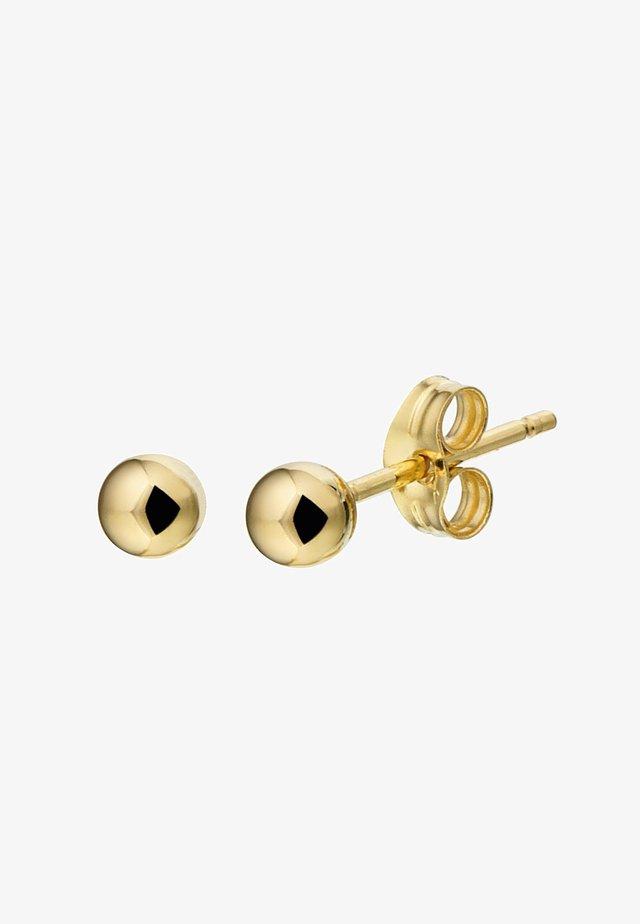 14 CT GOLD - Oorbellen - goud